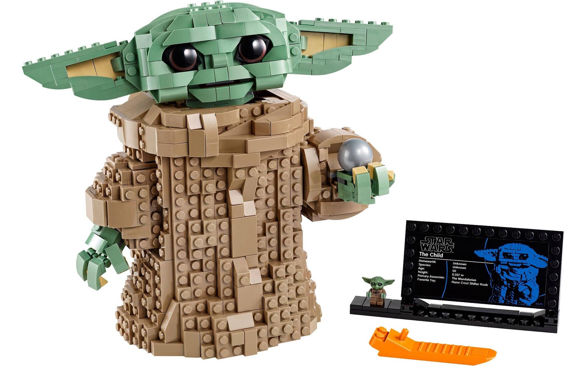 LEGO # 75318 IL BAMBINO