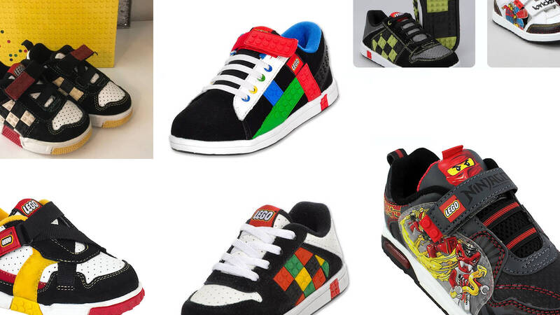adidas scarpe lego