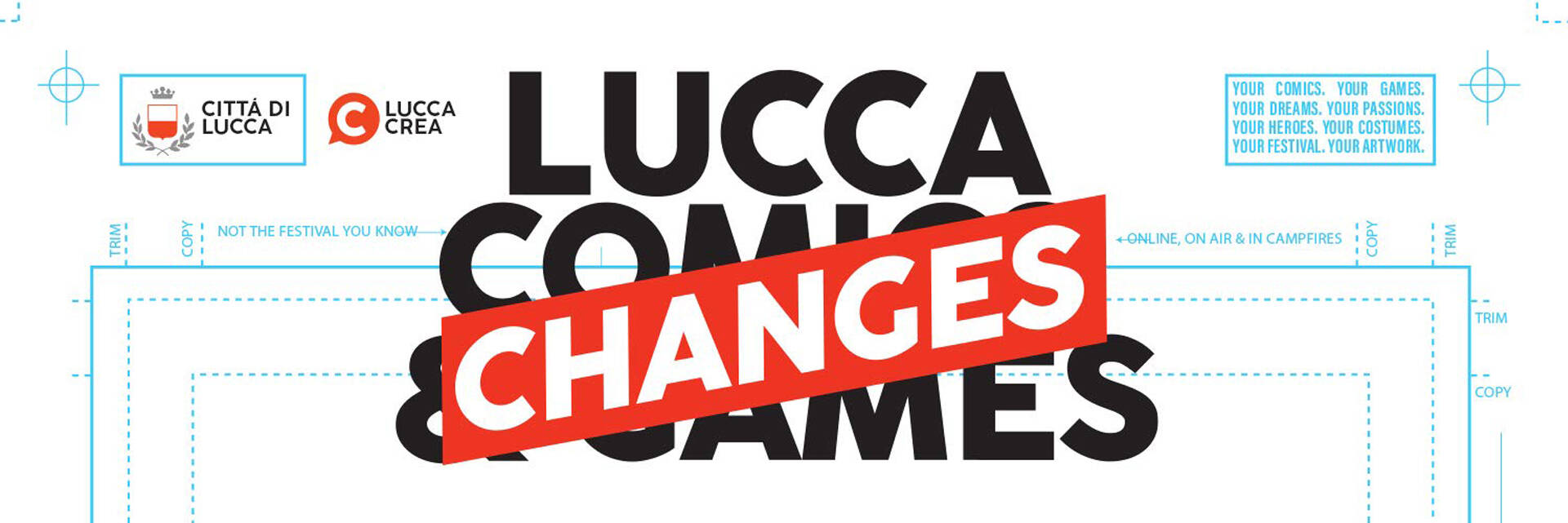 Lucca Comics And Games Changes