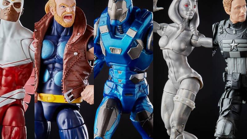 Hasbro PulseCon 2020, Marvel Legends Avengers Wave 2 is coming