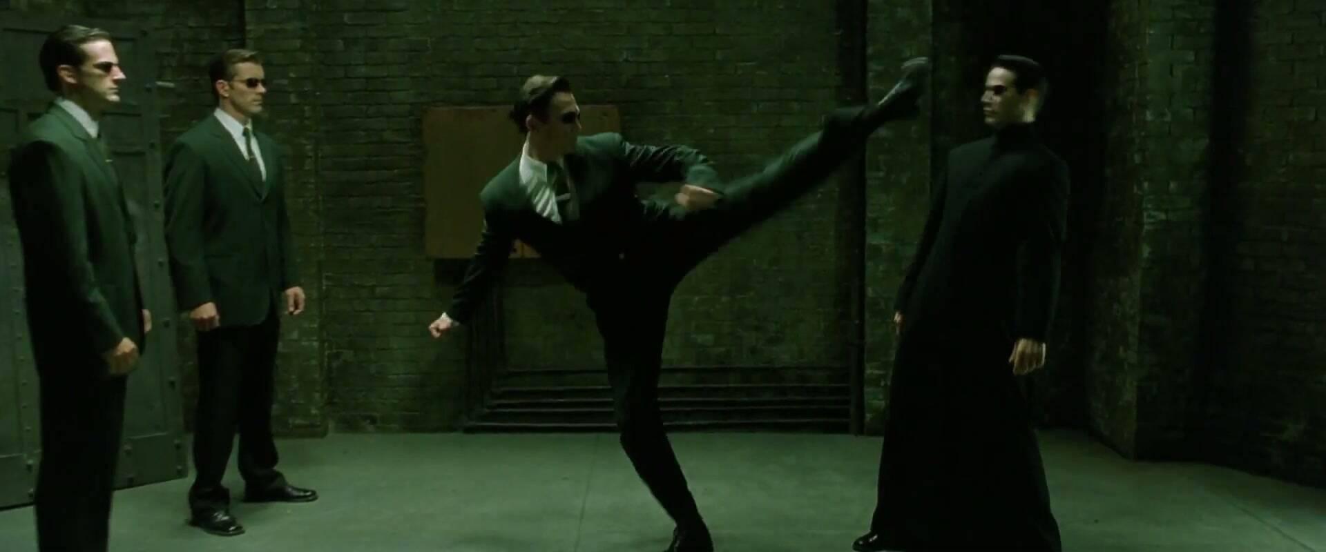 Matrix 4 Johnson kick