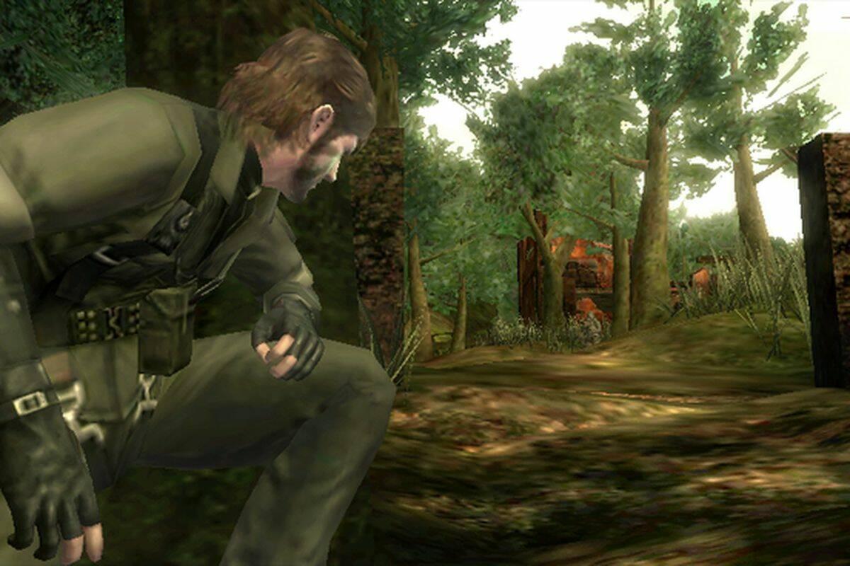 Metal Gear Solid 3D Snake Eater