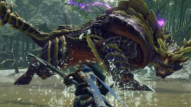 Will Monster Hunter Rise have a DLC with over 20 new monsters?