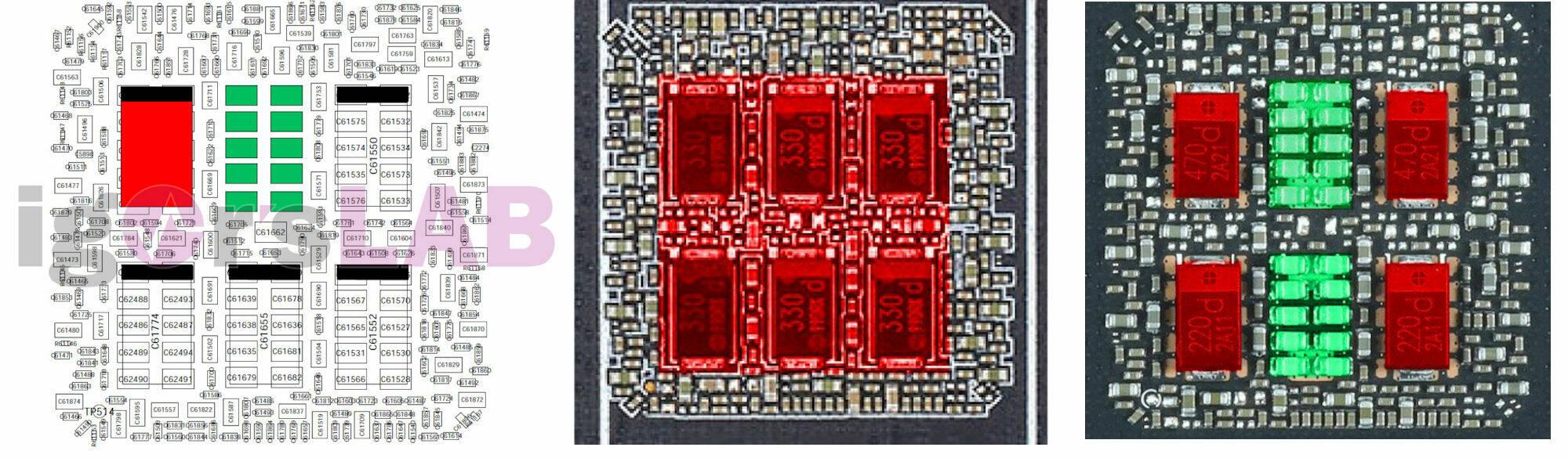 Nvidia condensatori RTX 30