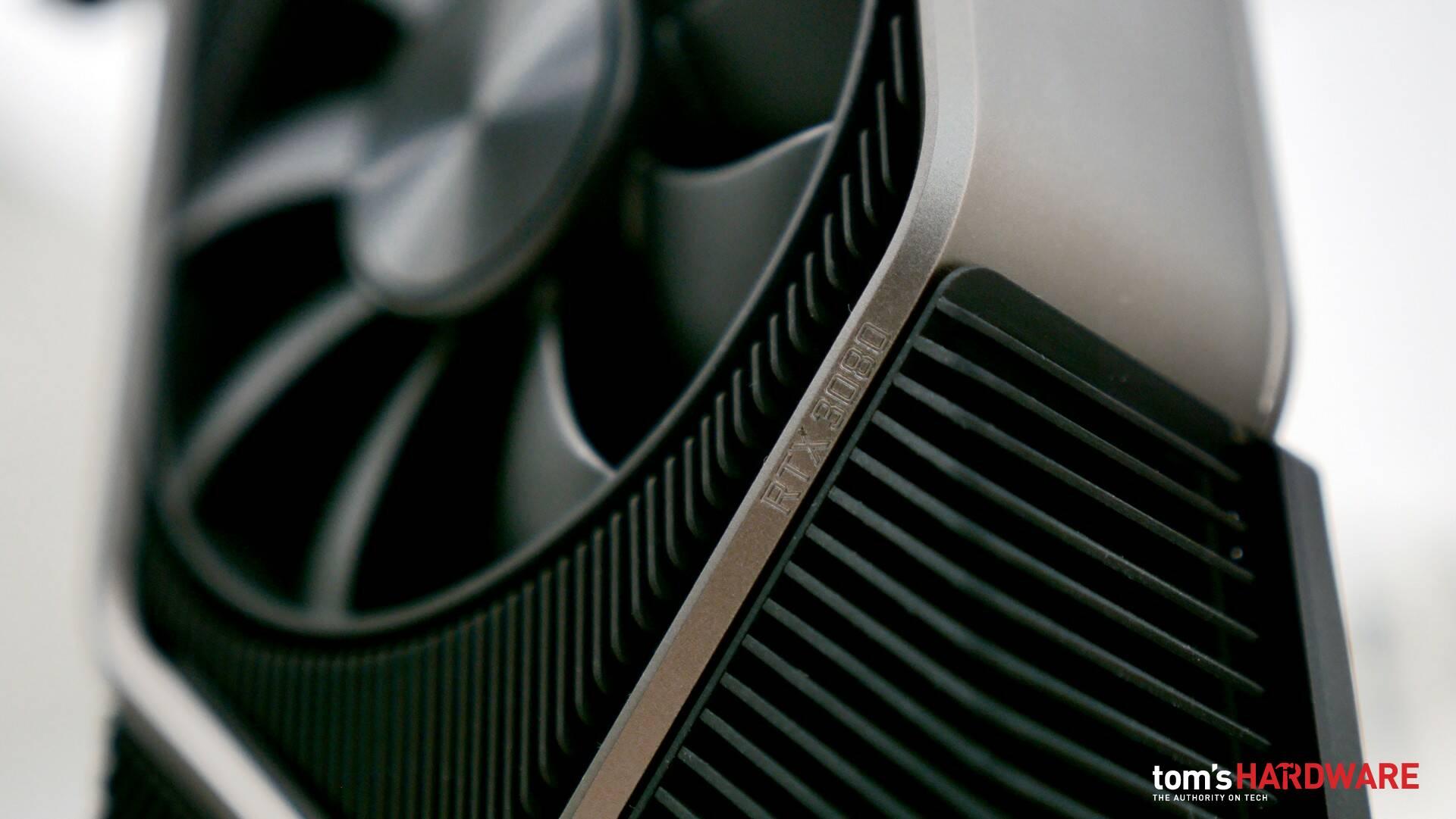 Nvidia RTX 3080 Founders Edition