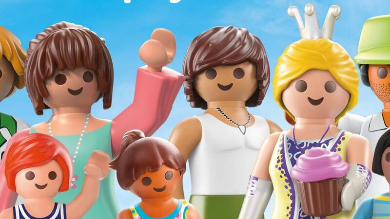 The Playmobil offers of the week on Amazon