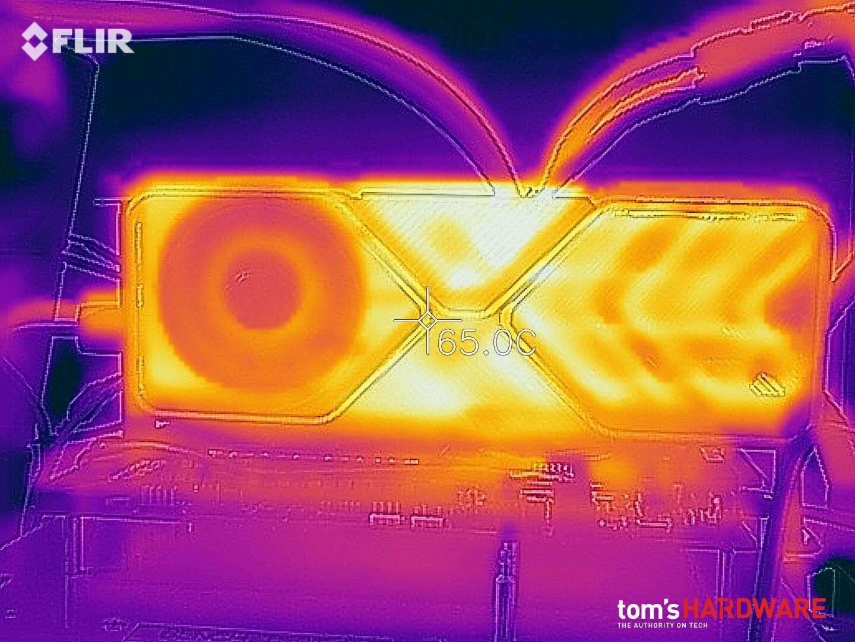 RTX 3080 - Termocamera