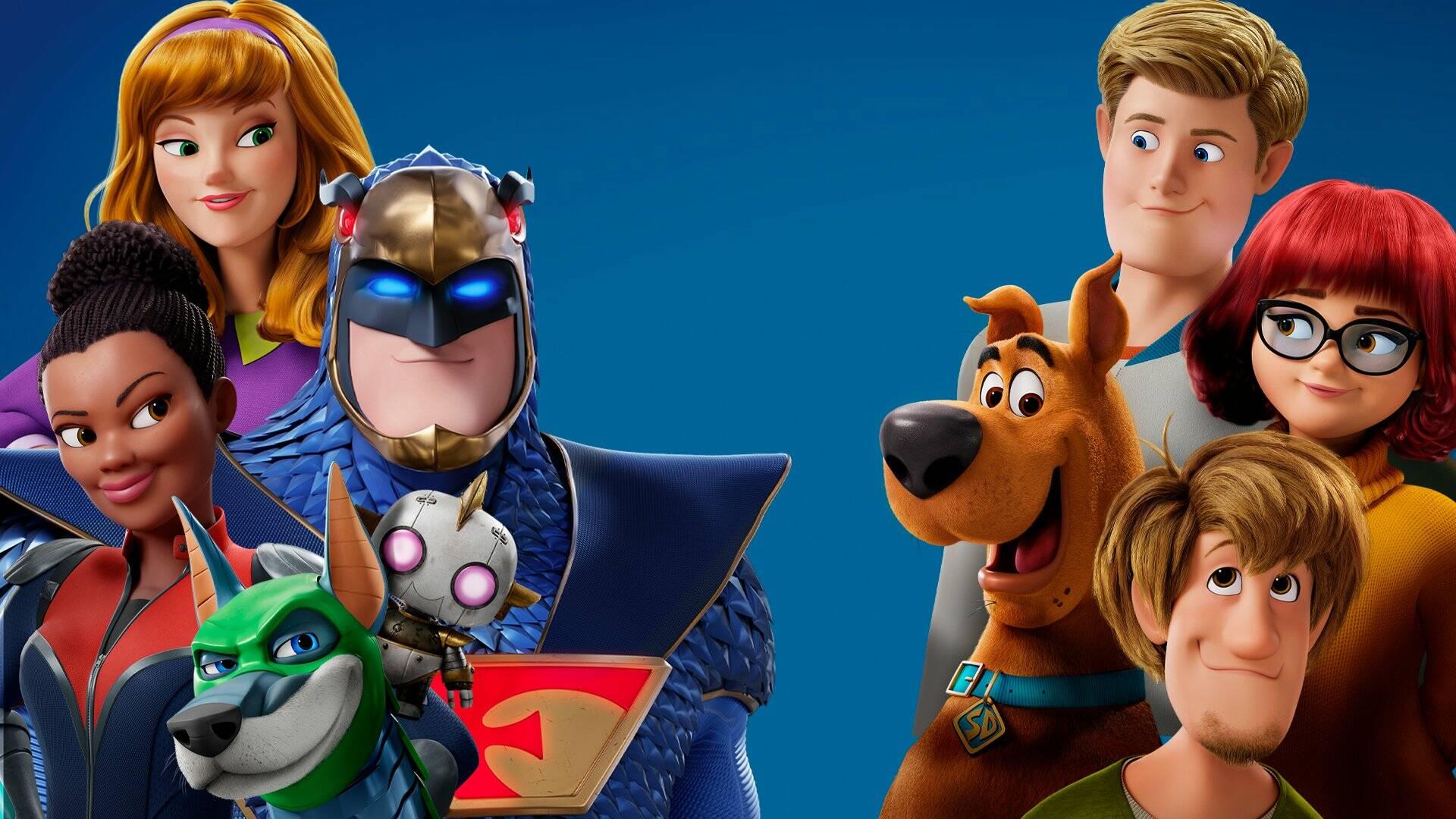 Scooby Film e giocattoli
