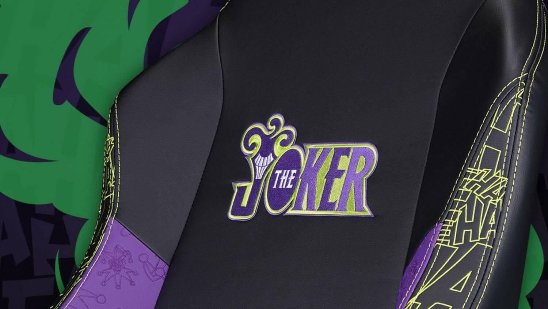 secretlab the joker edition