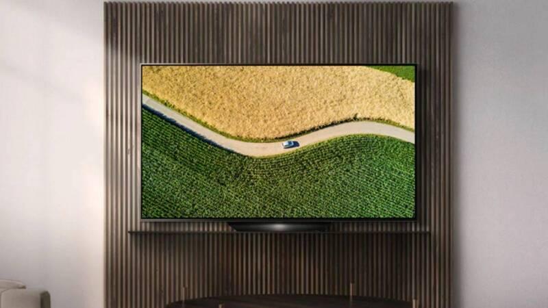 55 and 65 inch LG Smart TVs on eBay!