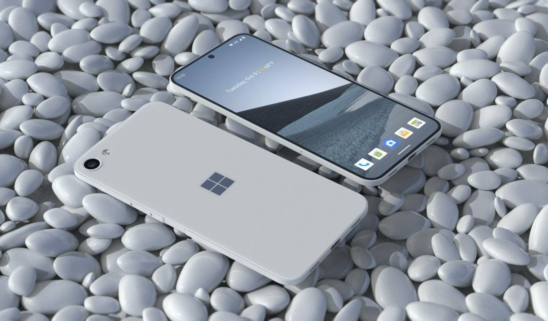 Surface Solo