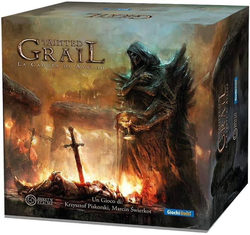 Tainted Grail La caduta di avalon