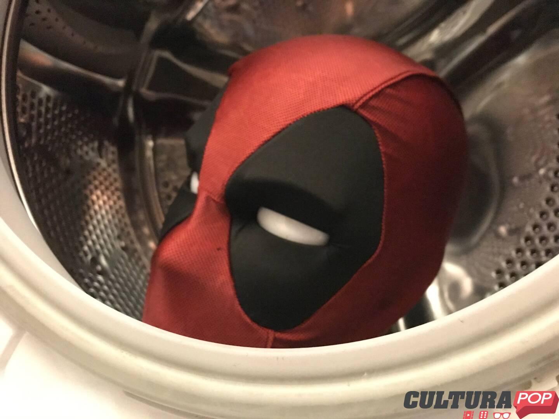 Testa Interattiva di Deadpool