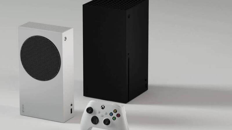 Xbox Series X: Here is the spectacular SPOT TV