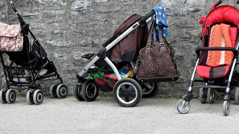 Strollers, seats and many other offers for early childhood on Amazon