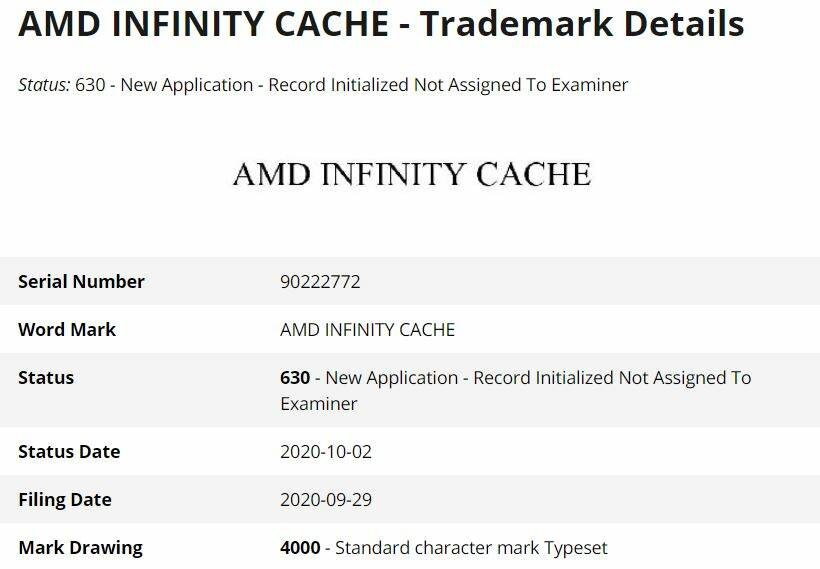 AMD Radeon Infinity Cache