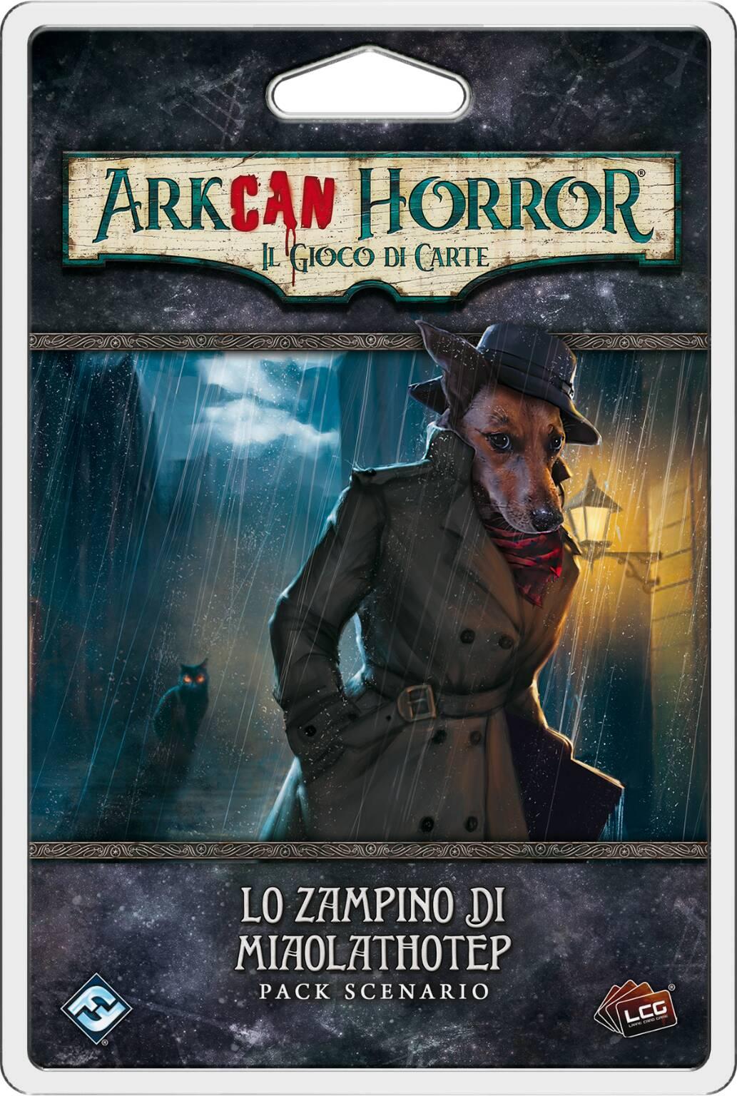 Arkcan Horror LGC - Lo zampino di Miaolathotep