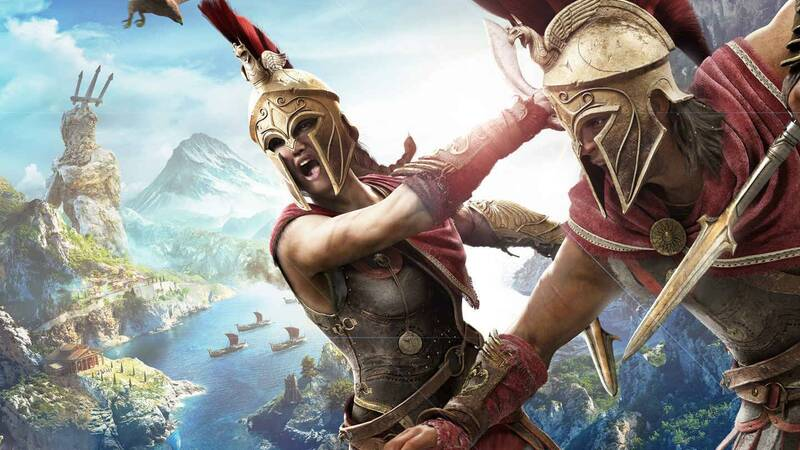 Assassin's Creed Odyssey is an 8K mythological show