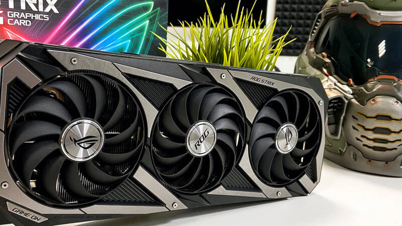 Asus ROG Strix RTX 3070 Gaming OC | Review