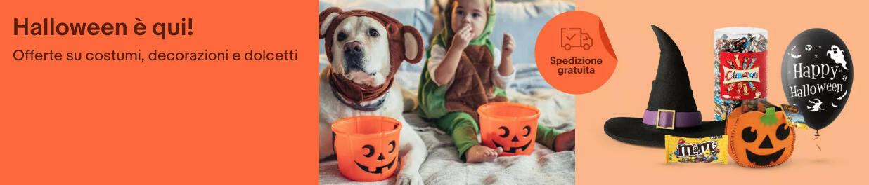 banner halloween da ebay