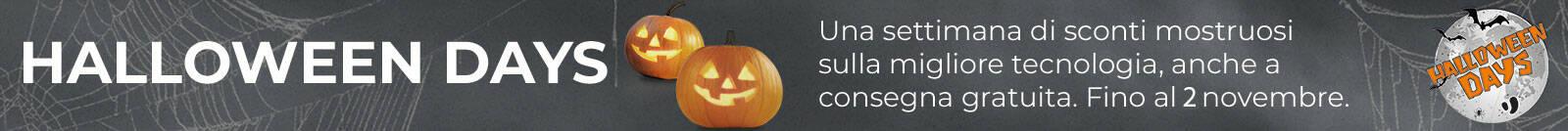 banner halloween unieuro