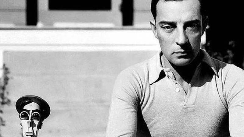 Buster Keaton, 126 years since the birth of the tragic mask of comedians