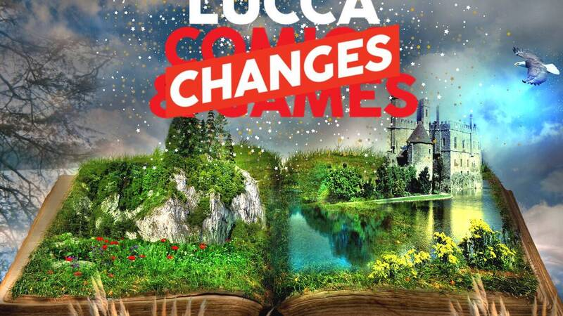 Fantasy in Lucca Changes: all online events