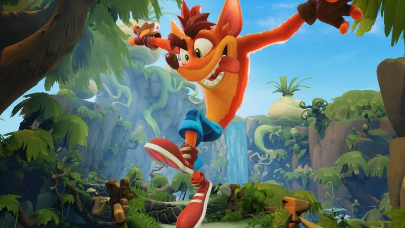 Crash Bandicoot 4: It's About Time | PS5 review