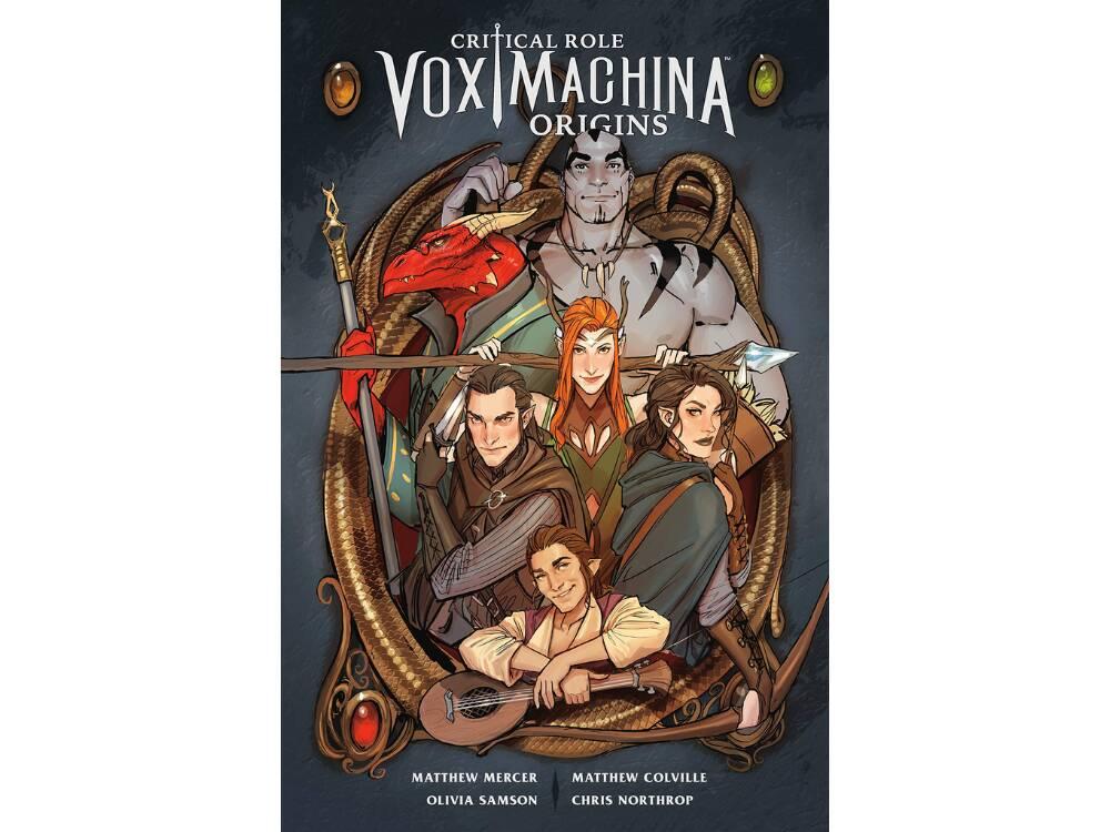 Critical Role Vox Machina Origins