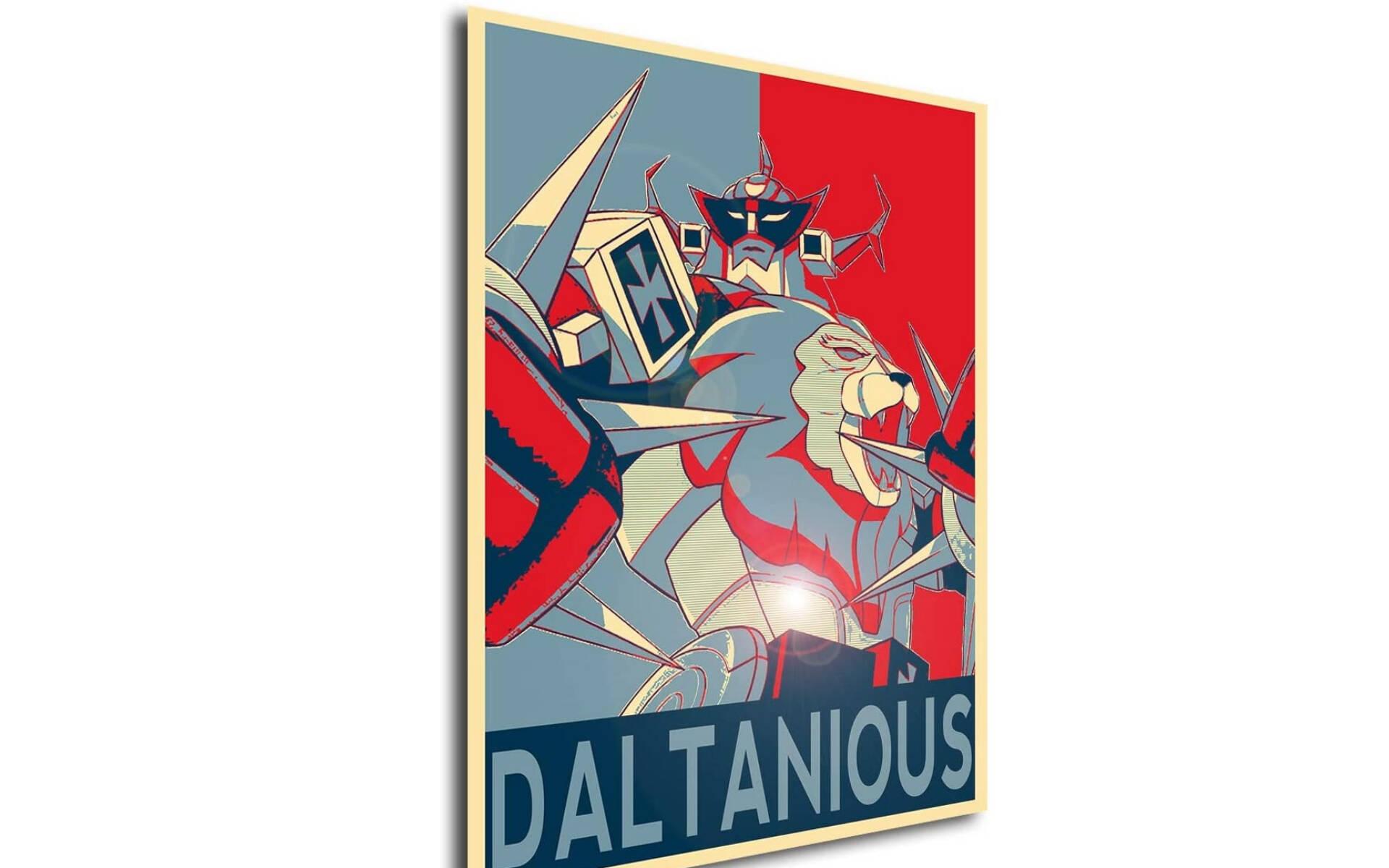 Daltanious i migliori gadget