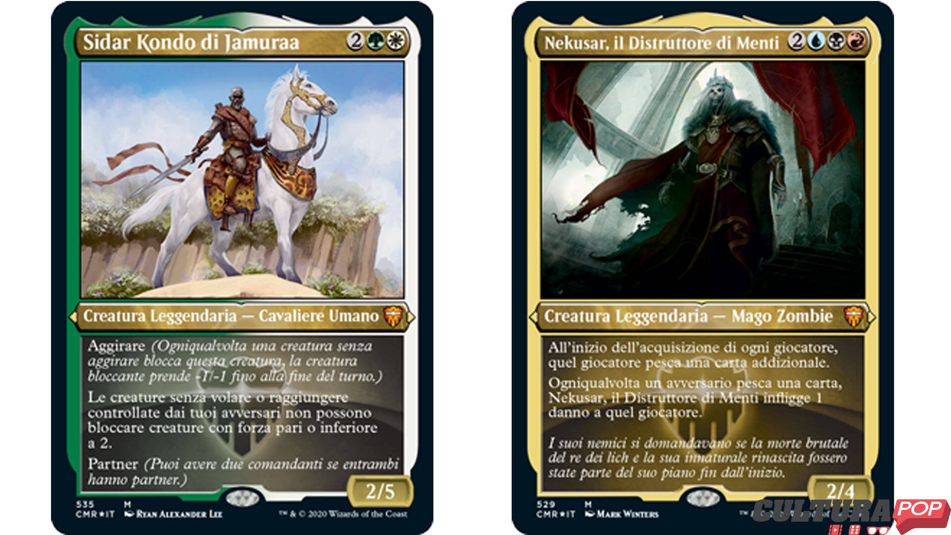 Esclusiva Magic Commander Legends
