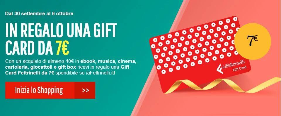 Feltrinelli gift card