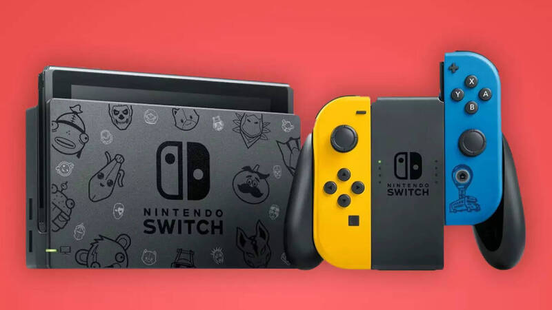 Nintendo Switch Fortnite Special Edition: here's where to buy it at the best price