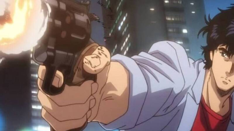 City Hunter Private Eyes available on Amazon Prime Video