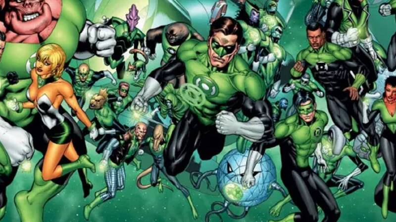 Green Lantern - first details of the TV series