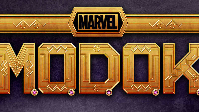 MODOK - first images and clips from the Marvel animated series