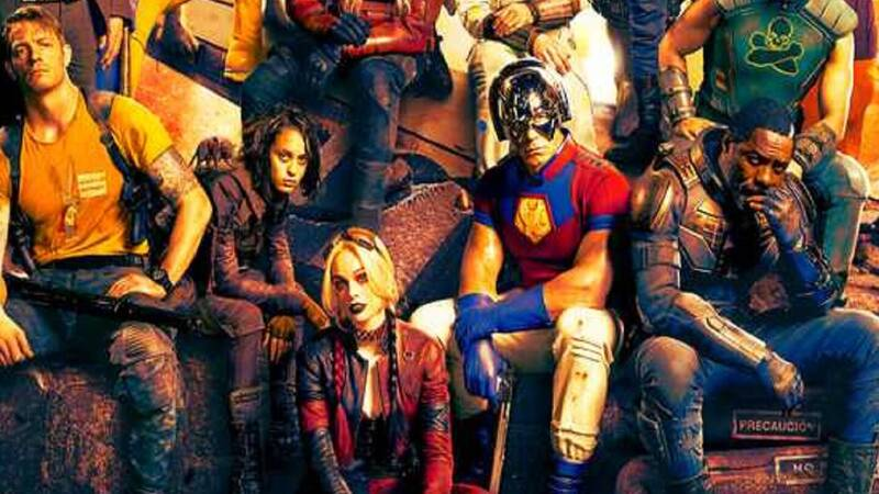 The Suicide Squad - first official image to all Task Force X