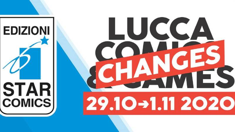 All the ads Edizioni Star Comics in Lucca Changes