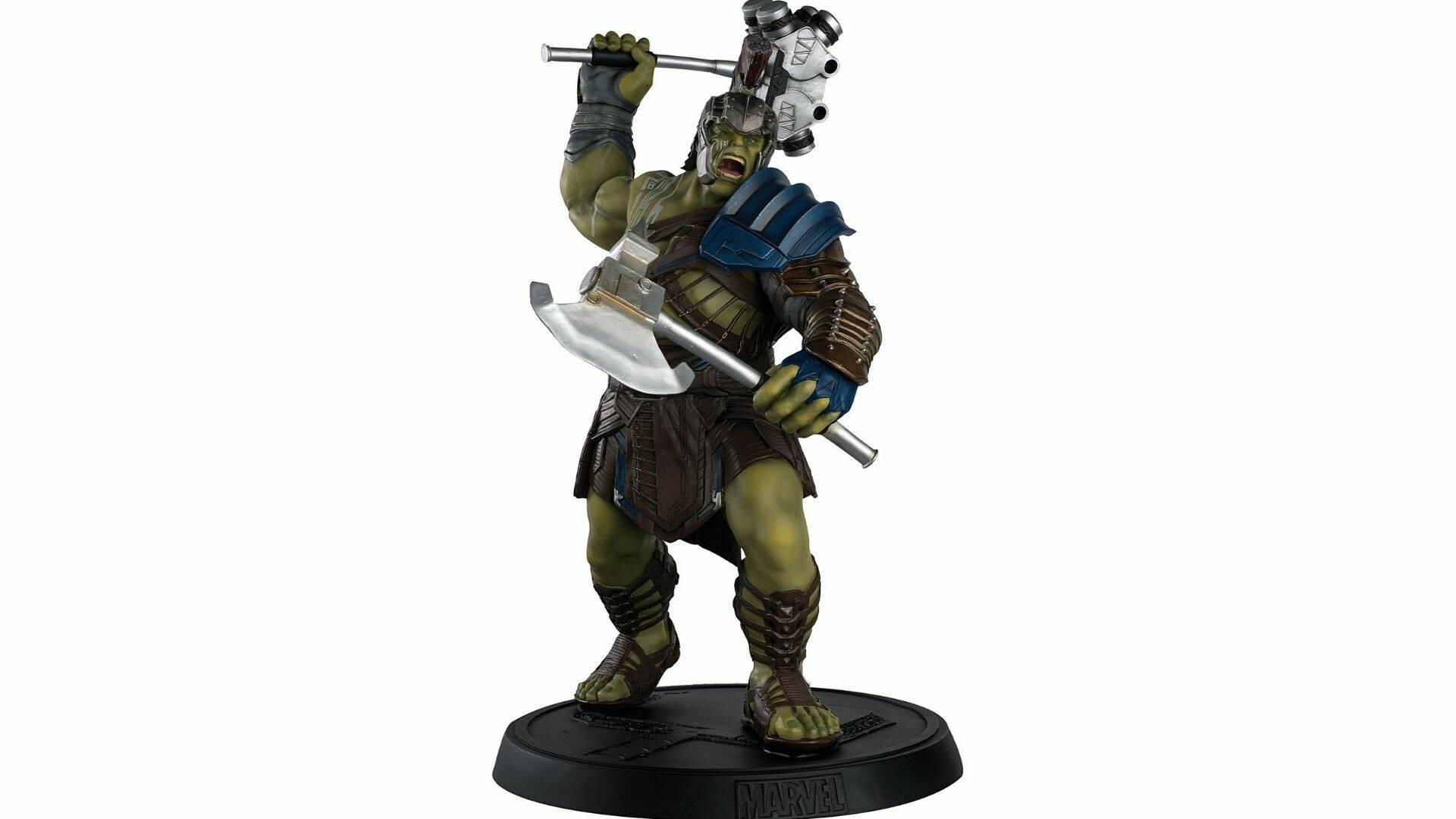 Gladiator hulk Eaglemoss