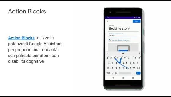 google accessibilità