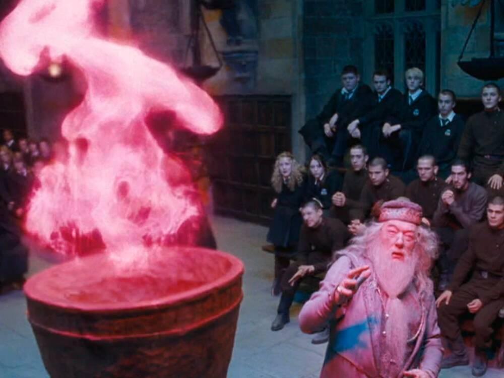 Halloween e Harry Potter