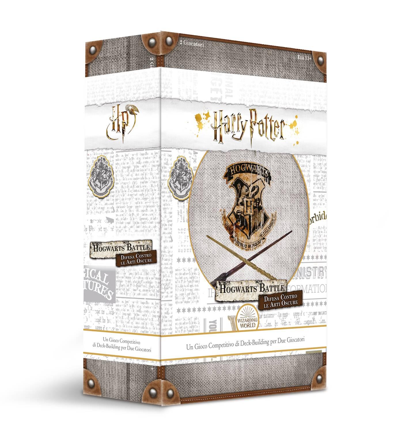 Harry Potter Hogwart Battle: Difesa contro le arti oscure