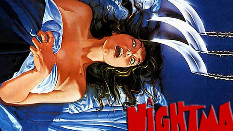Nightmare - From the Deep of the Night: the blu-ray edition of the film by Wes Craven