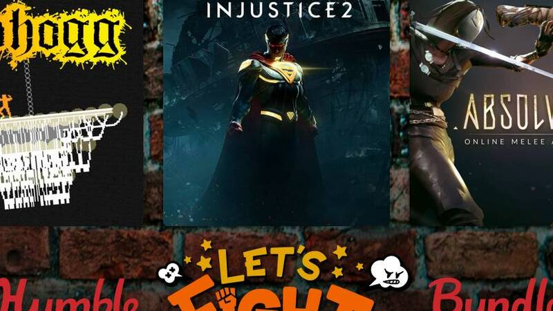 Injustice 2 and many other titles at a great price in the new Humble Let's Fight Bundle