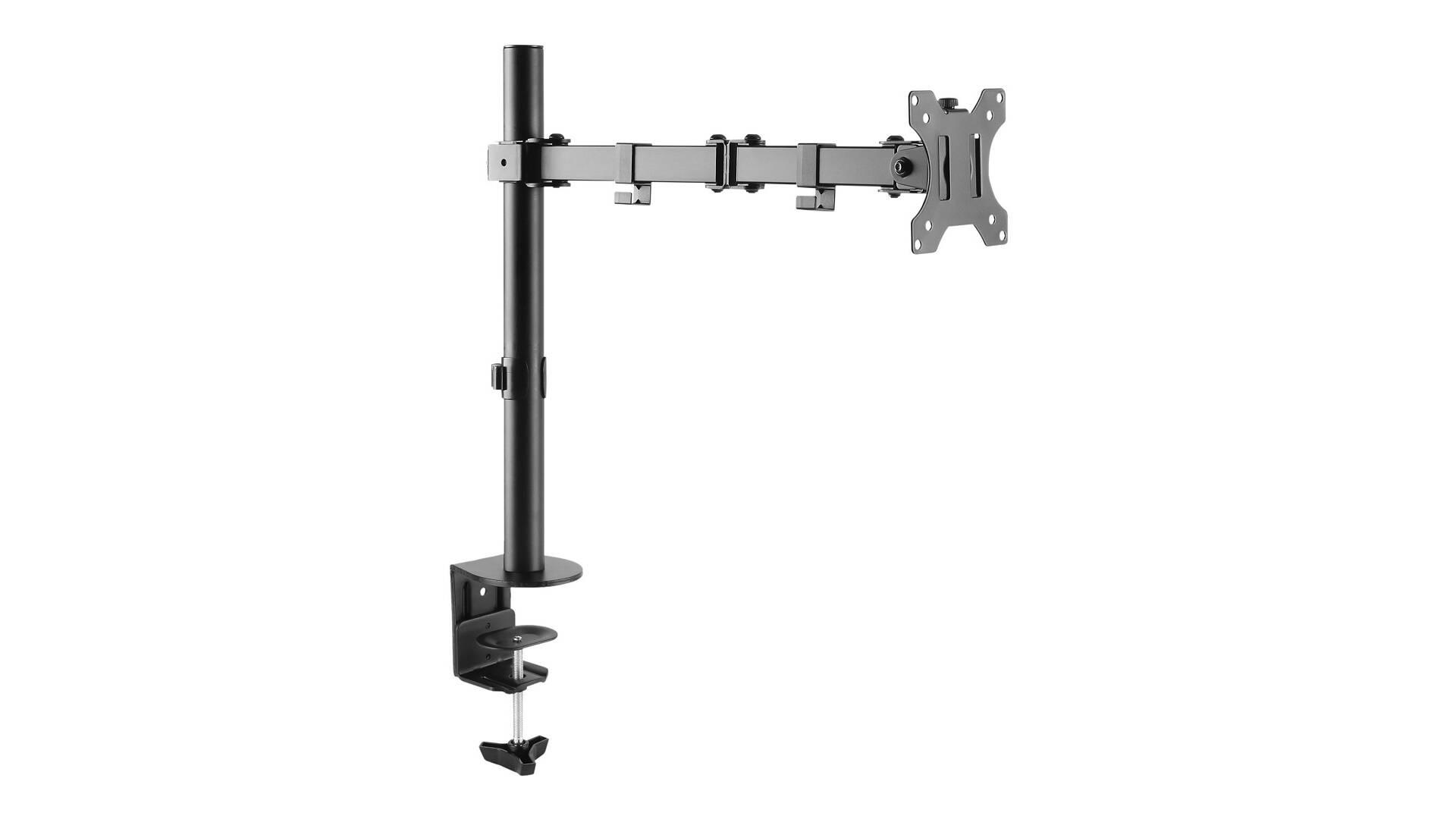 ICA-LCD 503BK Supporto da scrivania per monitor 13/32 pollici