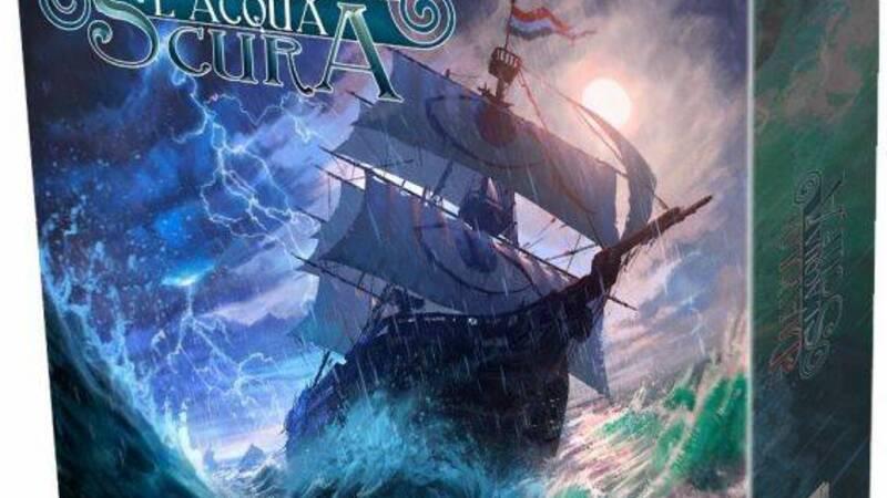 Lucca Changes: Giochi Uniti presents The devil and dark water