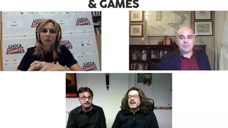 Lucca Changes: The Lord of the Rings, the games of the past and those of the future