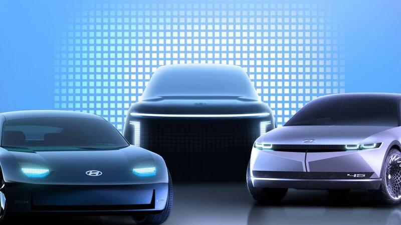 Hyundai aims for European EV leadership with 3 new Ioniqs