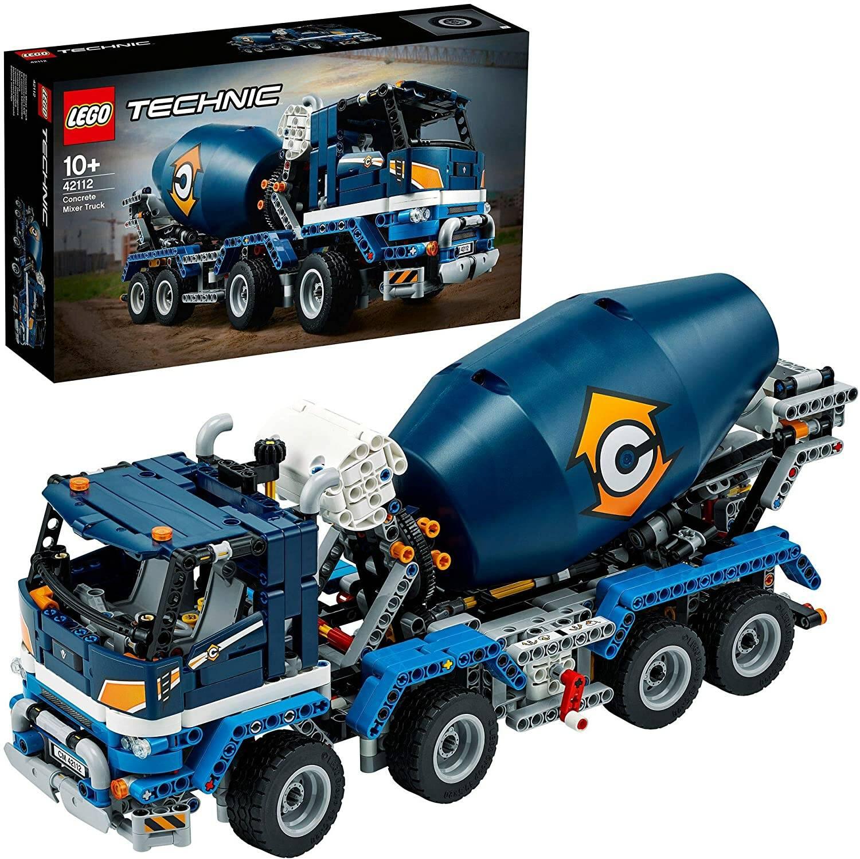 Lego betoniera