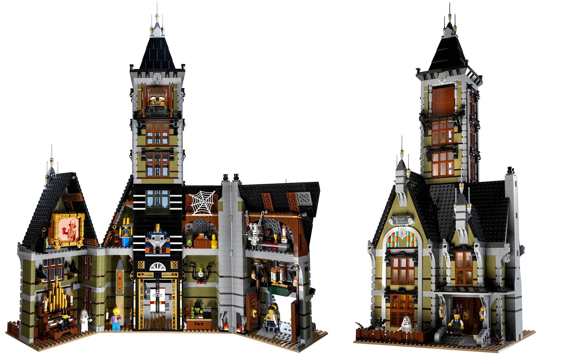 LEGO 18 PLUS